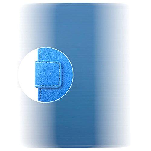 Locaa(TM) For Apple IPhone SE IPhoneSE 5SE 3D Bling Rose Case Fait Main Love Cuir Qualité Housse Chocs Retour Bumper Cases Cas Couverture Protection Cover Shell [Série Rose 1] Rouge - Rose Rose Bleu - Rose Rouge Clair