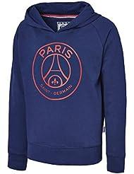 Sweat capuche PSG - Collection officielle PARIS SAINT GERMAIN - Taille enfant garçon
