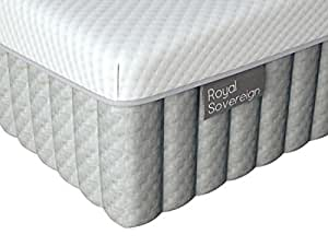 Dunlopillo Mattress - Royal Sovereign - WHICH BEST BUY!! - UK King (150 x 200 cm)