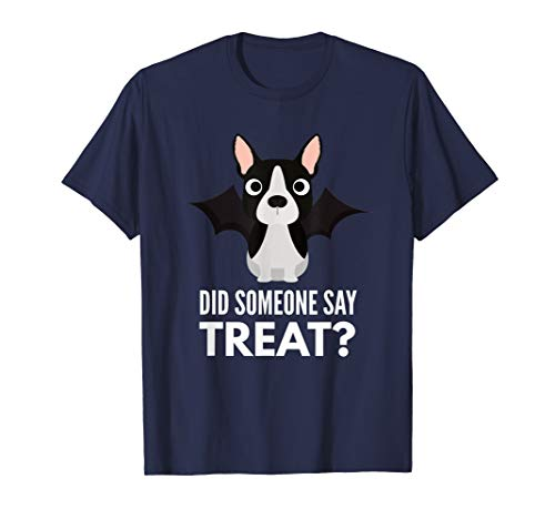 Boston Terrier Halloween Shirt (Halloween Terrier Boston)