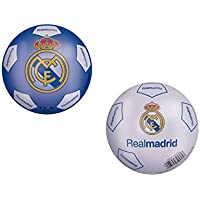 Real Madrid - Pelota 14 cm (Smoby), Multicolor (50925)