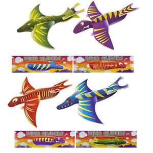 6-dinosaur-gliders-styrofoam-planes-pinata-toy-loot-party-bag-fillers-wedding-