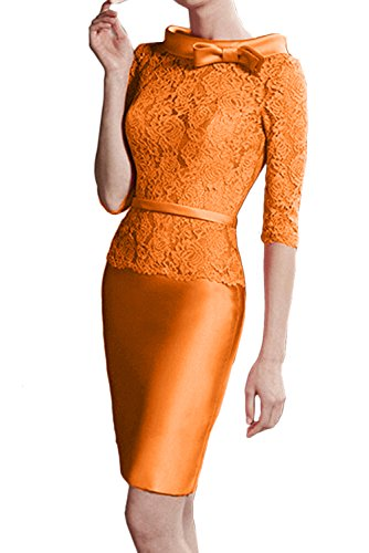 Ivydressing -  Vestito  - Astuccio - Donna Orange