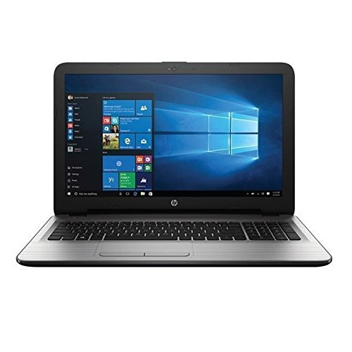 HP 15,6 Zoll Notebook AMD Quad Core, 8GB RAM, 1000GB HDD, AMD Radeon, HDMI, Webcam, Bluetooth, USB 3.0, WLAN, Windows 7 Professional 64 Bit, Office 2016