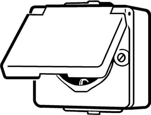Preisvergleich Produktbild Jung 620W Schuko-Steckdose