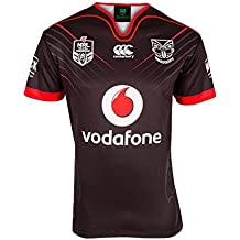 New Zealand Warriors NRL 2017 Replica Home Jersey