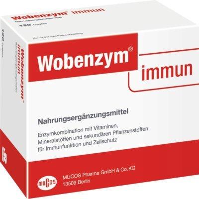 Wobenzym immun, 120 St. Tabletten