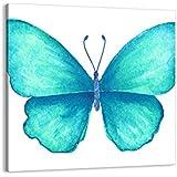 Cuadro sobre lienzo - de una sola pieza - Impresión en lienzo - Ancho: 30cm, Altura: 30cm - Foto número 2899 - listo para colgar - en un marco - AC30x30-2899