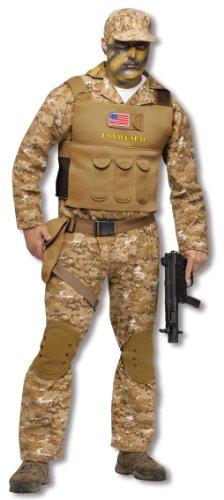 Seal Soldat Kostüm (Seal Kostüm)