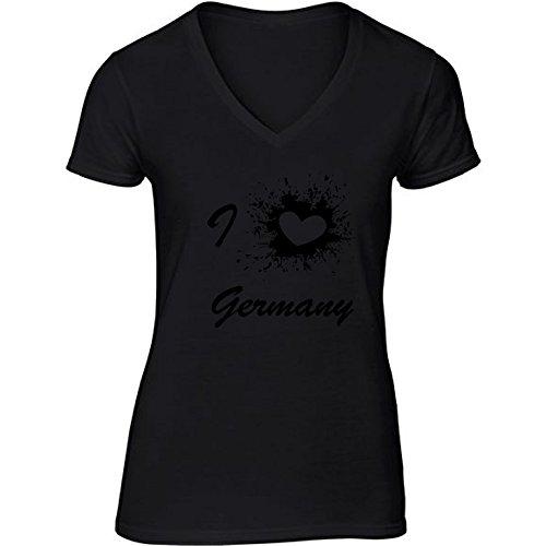 t-shirt-nero-scollo-a-v-donne-taglia-m-amo-germania-berlino-by-wonderfuldreampicture