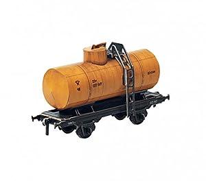 """Keranova keranova386-01-Escala 1: 87""""Clever Papel Ferrocarril Collection Benzine de Cisterna de Fibra 3D Puzzle"""
