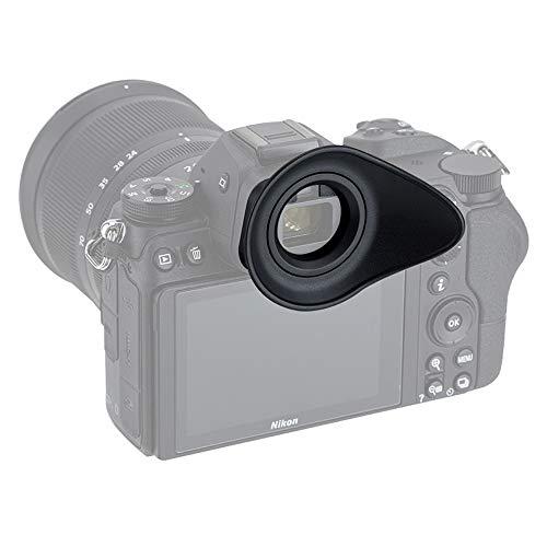 PROfezzion Ovale Form Augenmuschel für Nikon Z6, Z7 Ersetzt Nikon DK-29 Okular 29 Formen