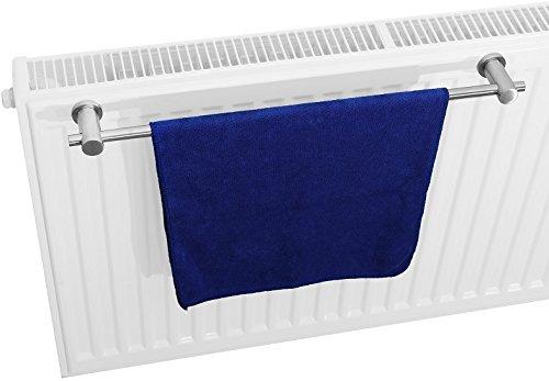 Handtuchhalter aus Edelstahl mit Magnethalterung in 7 Längen 40 - 100cm (70cm)