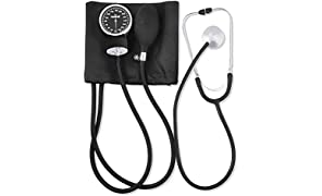 Newnik SP501 Sphygmomanometer/Aneroid BP Monitor with Carry Case, Calibration Key and Basic Stethoscope