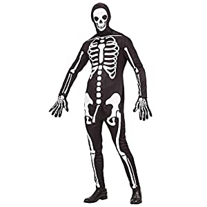 WIDMANN Esqueleto arrapato Mens, S, vd-wdm03691
