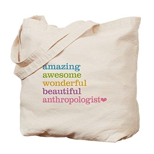 CafePress-anthropologe-Leinwand Natur Tasche, Reinigungstuch Einkaufstasche, canvas, khaki, S
