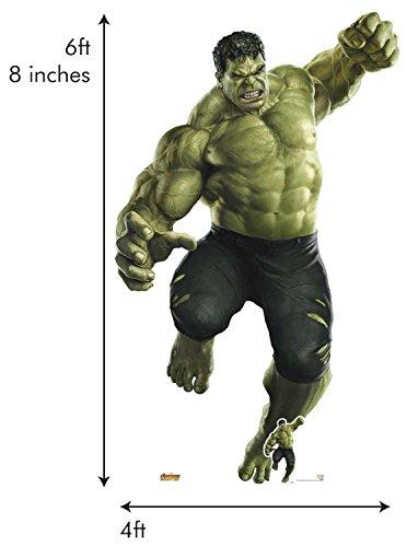 Stärkste Marvel Superheld - Star Einbauöffnungen sc1150Offizielles Marvel Charakter aus