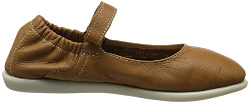 Softinos Val363sof, Ballerine Donna Brown (Camel)