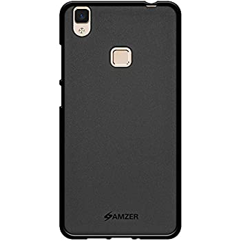 AMZER Pudding TPU Case for Vivo V3 - Black