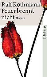 Feuer brennt nicht: Roman (suhrkamp taschenbuch)