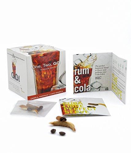 EINFÜHRUNG, Rum und Cola Botanicals, Aufgüsse um Ihre Lieblings-Cuba Libre zu machen. Idealer...