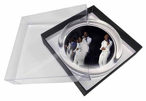 Advanta–Briefbeschwerer 12.836.533.137.001,8cm JLS Foto Geschenk