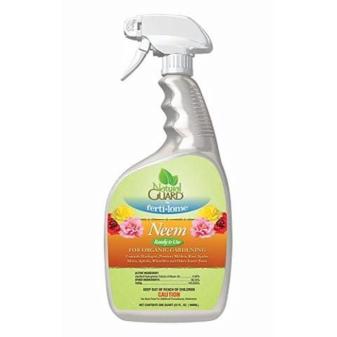VOLUNTARY PURCHASING GROUP INC Neem Plant Spray, Organic, 32-oz. RTU Spray