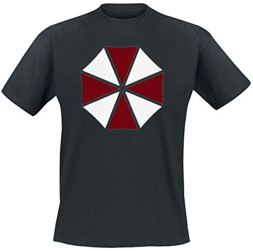 Resident Evil Umbrella Corp. - Logo T-Shirt schwarz XL