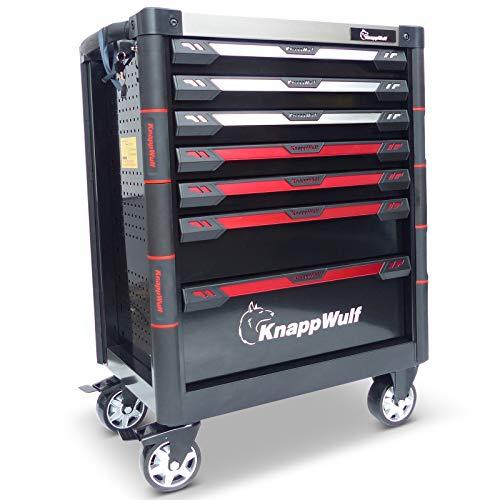 KnappWulf KW533 - Caja de herramientas con herramientas