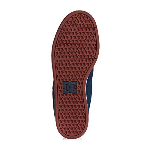 DC Shoes Uomo Crisis M Scarpe da skate Blu
