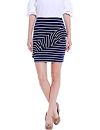 Front Ruffle Skirt