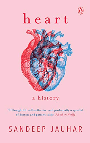 award-winning Indian book Heart: A History eBook: Jauhar, Sandeep: Amazon.in: Kindle Store