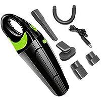 Limpiador vaccumm inalámbrico 6500Pa gran alcance inalámbrico de coches Aspirador portátil USB portátil inalámbrico de vacío húmedos y secos recargable del hogar del coche Limpiador vaccumm portátil d
