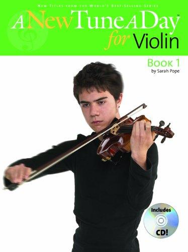 Tune A Day Violin Book 1 with CD