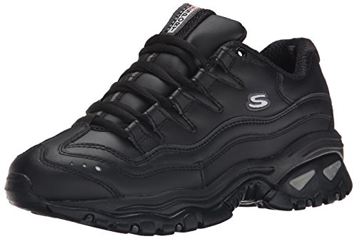 Skechers Damen Energy Sneakers, Schwarz (BBK), 37 EU (Schwarz Skechers-wedges)