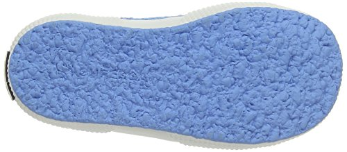 Superga 2750-Bvel S001FJ0 Unisex - Kinder Lauflernschuhe Türkis (00T Azure Blue)