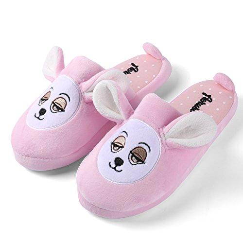 Rosa Donna Pantofole Aerusi Orso Aerusi Pantofole qtIY8wfw