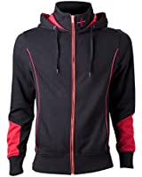 Assassin's Creed Rogue Hooded zip black-red