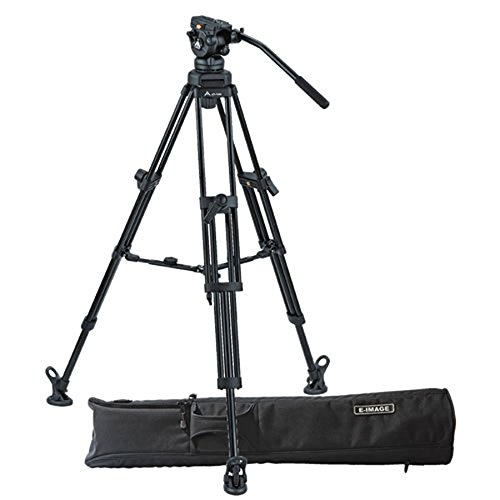 E-Image-EI-7060-AA-Tripod-Kit-With-Fluid-Head-For-DSLR-Camera-Payload-Upto-3-8KG