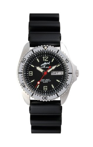 Chris Benz One Medium CBM-S-SI-KB Montre Unisexe Montre Plongée