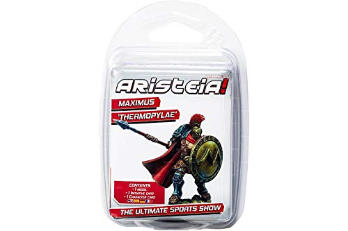 Aristeia! - Maximus `Thermopylae`