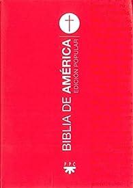 Biblia de América. Popular [Flexible, s/n] par  La Casa de la Biblia