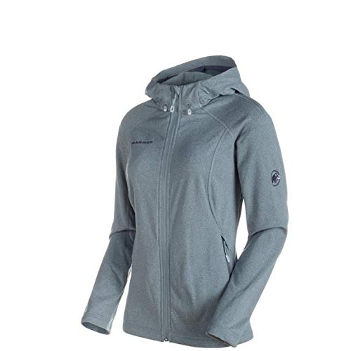 Mammut Runbold ML Hooded Jacket Women - Kapuzenfleece -