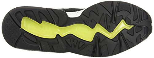 Puma Unisex-Erwachsene R698 Eng Block Sneaker Schwarz - Schwarz (Black)