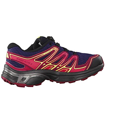 41qeRP1yCXL. SS500  - Salomon Women's Wings Flyte 2 Gtx W Trail Running Shoes