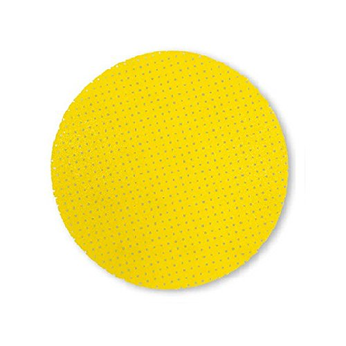 Menzer Ultraped Klett-Schleifpapier ( Gelb ) 225mm, 25 Stk. pro Packung - Korn 80 (Pro Top-korn)