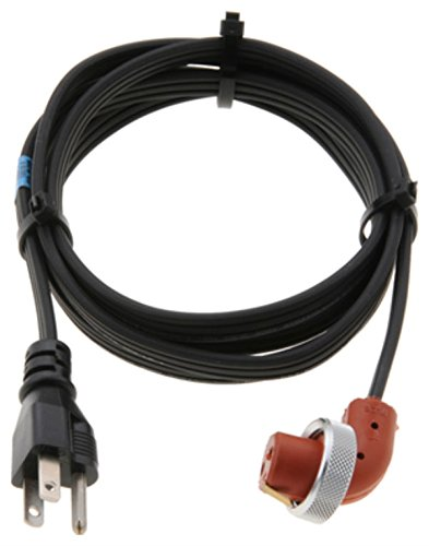 Zerostart & Temro 3600008 Replacement Cordset (Heavy Duty Immersion Heater)