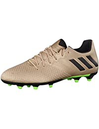 Adidas Messi 16,3 Fg - Chaussures De Football En Ligne Hommes Messi, Bronze - (cobmet / Negbas / Versol) 43 1/3