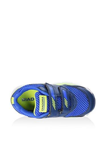 Diadora , Chaussures spécial volleyball pour homme Multicolore - C5730 ROYAL/BIANCO