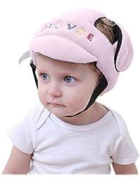 Luerme Sombreros Bebés Protector de Cabeza Anti-golpes para Estudiar Caminar Bebés de Estudiar Caminar